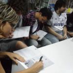 2012-lançamento sanitário 1 joão pessoa-thaïs,joão,lauro,thiago,igor