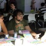 2013-festival internacional de quadrinhos-thaïs,samuel,henrique