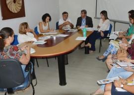 25 10 16 Reunião no Gabinete da Secretária Foto Alberto Machado 3 270x191 - Governo do Estado apoia campanha da Pastoral do Menor sobre Medidas Socioeducativas