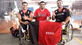 FB IMG 1476015818295 270x151 - Paraíba é campeã brasileira da segunda divisão de basquete em cadeira de rodas