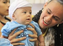 """RicardoPuppe Canguru 2 270x196 - Maternidade Frei Damião completa 30 anos e comemora sucesso do método """"Mãe Canguru"""""""
