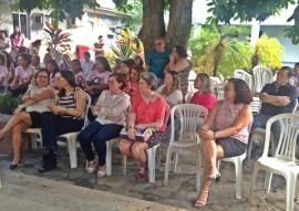 encerramento do outubro rosa pela ses 5 270x191 - Governo encerra campanha Outubro Rosa com lançamento de livro de poesias, música e teatro