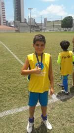 futebol mirim 151x270 - Torneio de futebol e finais dos Jogos Mirins movimentam a Vila Olímpica