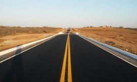 sossego 270x162 - Ricardo inaugura estrada de Sossego e tira 43ª cidade do isolamento