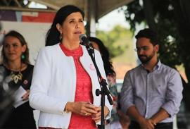 vice governadora ligia fala foto ricardo puppe 270x183 - Frei Damião encerra comemorações dos 30 anos com homenagem aos funcionários mais antigos