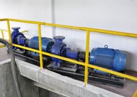 Na Elevatória aquisição de novos conjuntos motorbombas 270x191 - Cagepa realiza obras de melhoria no sistema de esgotos de Monteiro e mapeia condição das ligações domiciliares