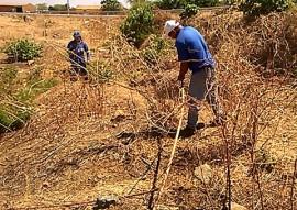 cagepa realiza fiscalizacao em pedras de fogo 1 270x191 - Ação conjunta da Cagepa, Aesa e PM flagra barramento ilegal no Rio da Prata