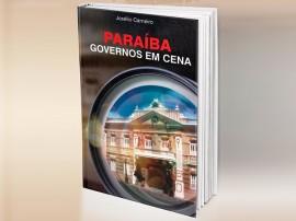 capa livro joselio 270x202 - No Palácio da Redenção: jornalista Josélio Carneiro lança livro 'Paraíba Governos em Cena'