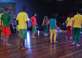 fundac brincarte apresentacao de coros 2 270x191 - Grupo Brincante's estreia na primeira noite do XIV Festival Paraibano de Coros