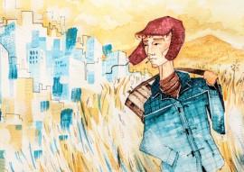 """funesc projeto panapana 11 270x191 - Projeto Panapaná traz exposição """"A espera no campo de Centeio"""", da artista Minna Miná"""