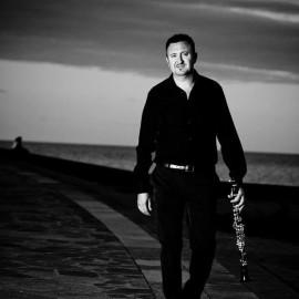 javier llopis 270x270 - Clarinetista espanhol participa como solista de concerto da Orquestra Sinfônica da Paraíba e ministra masterclass na Funesc