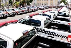 novas viatura da policia da pb foto franciso franca secom pb 2 270x183 - Ricardo entrega viaturas, motos e armamentos para as Polícias Civil e Militar