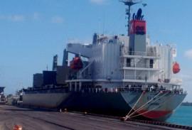 porto de cabedelo recebeu navios da italia e argentina 2 270x183 - Mês de novembro registra movimentação intensa de cargas no Porto de Cabedelo