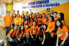"""see jovem senador pb eleito presidente da mesa jovem 2 270x178 - Jovem Senador paraibano é eleito presidente da """"Mesa Jovem"""" do Senado Federal"""