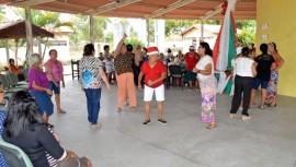 15 12 16 Confraternização no CEJUB Foto Alberto Machado 1 270x153 - Idosos do CCI, Cidade Madura de João Pessoa, Campina Grande e Cajazeiras celebram o Natal