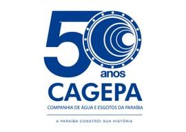Cagepa Marca 50 Anos 270x191 - Cagepa completa 50 anos nesta sexta-feira e lança selo comemorativo