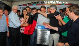 SERRA REDONDA10  270x158 - Ricardo inaugura clínica de fisioterapia em Massaranduba e adutora em Serra Redonda
