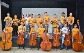 beradero orquestra 270x171 - Apresentação beneficente: Teatro Paulo Pontes recebe show de Chico César em janeiro