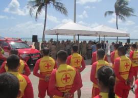 bombeiros inicio da operacao verao 9 270x191 - Corpo de Bombeiros lança Operação Verão e reforça efetivo nas praias, estradas e áreas de vegetação