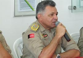 comandante geral coronel jair fala 2 270x191 - Corpo de Bombeiros realiza solenidade de passagem de comando de unidades