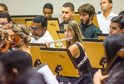 Orquestras Sinfônicas da Paraíba selecionam músicos instrumentistas para temporada 2017