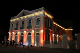 inauguraçao do teatro santa roza foto francisco frança secom pb 1 270x180 - Ricardo inaugura reforma do Teatro Santa Roza e destaca importância do patrimônio cultural