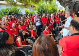 ricardo recebe atletas paralimpico foto jose marques 41 270x191 - Ricardo recebe paratletas e destaca o esporte como instrumento de inclusão social