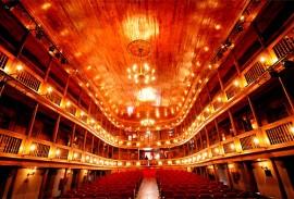 ricardo visita o teatro santa rosa foto jose marques 1 270x183 - Ricardo e artistas realizam visita técnica ao Teatro Santa Roza