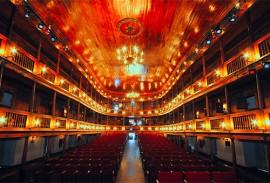 ricardo visita o teatro santa rosa foto jose marques 2 270x183 - Ricardo e artistas realizam visita técnica ao Teatro Santa Roza