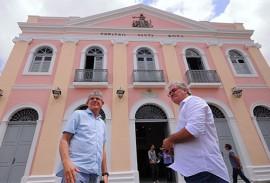 ricardo visita o teatro santa rosa foto jose marques 4 270x183 - Ricardo e artistas realizam visita técnica ao Teatro Santa Roza