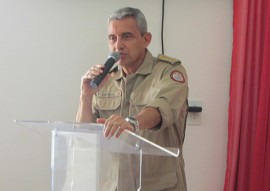sub comandante geral coronel deniz fala6 270x191 - Corpo de Bombeiros realiza solenidade de passagem de comando de unidades