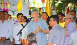 CONDE3 270x158 - Ricardo autoriza obras de pavimentação dos acessos às praias do Litoral Sul