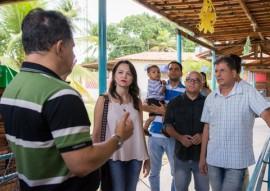 FUNESC entrega 300kg de alimentos a vila vicentina foto Thercles Silva (4)