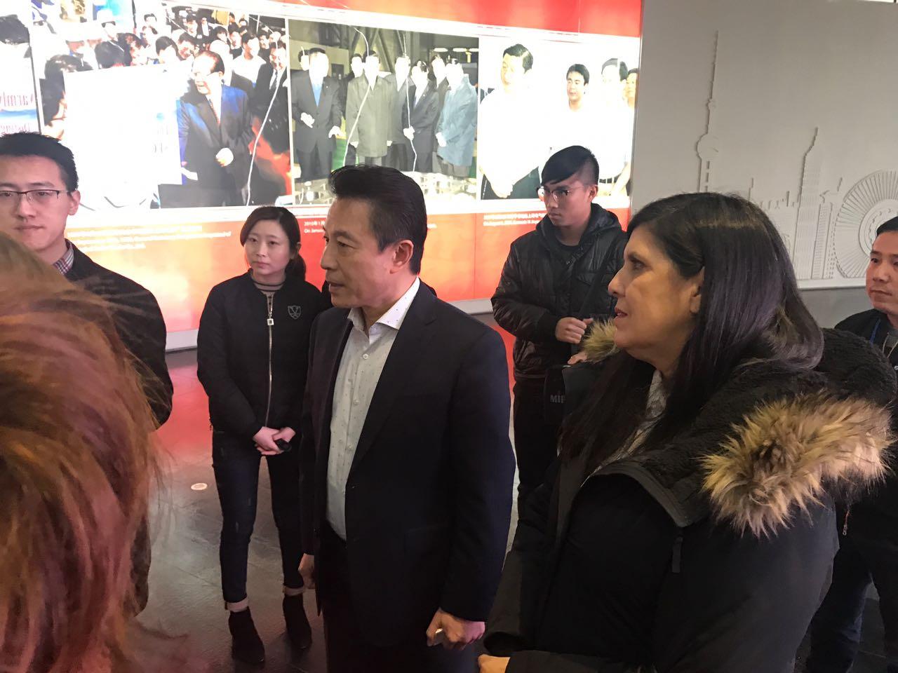 Lígia Feliciano Shanghai Eletrics