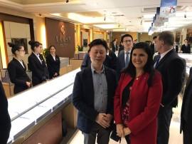 Lígia Shenzhen 07 270x202 - Lígia propõe a empresários chineses projeto de energia sustentável na Paraíba