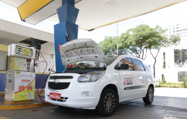 PBgás consumo 270x172 - PBGás registra crescimento no consumo do Gás Natural Veicular