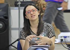 RICARDOPUPPE Maura Sobreira Sec.Executiva 13.01.17 270x194 - Servidores da Saúde participam de capacitação sobre Redes de Atenção à Saúde