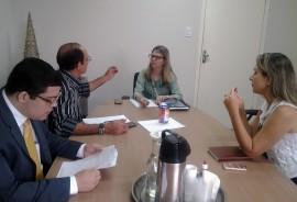 Reunião Agevisa Detran 03 270x184 - Agevisa e Detran discutem parceria para ampliar segurança dos usuários do serviço de ambulâncias