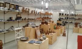 SALÃO DE ARTESANATO 1 270x162 - Vitrine para o artesão: 25º Salão de Artesanato finaliza com mais de R$ 720 mil em vendas