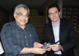 Seguranca Publica da Paraiba recebe equipamentos de novo sistema de radio comunicacao 6 270x191 - Segurança recebe equipamentos de novo sistema de rádio comunicação digital avaliado em R$ 33 milhões
