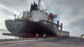 WhatsApp Image 2017 01 17 at 18.20.56 270x151 - Porto de Cabedelo embarca para Europa 13 mil toneladas do minério ilmenita
