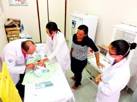 atendimentos HGM 270x202 - Número de atendimentos no Hospital de Mamanguape aumenta 10% em relação a 2015