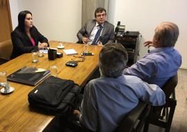 diretora do porto de cabedelo em brasilia gilmara 1 270x191 - Presidente da Companhia Docas discute melhorias na infraestrutura portuária da Paraíba em Brasília