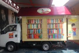 foto sebo 270x180 - Salão de Artesanato prossegue com atrações culturais diárias e iniciativa de incentivo à leitura