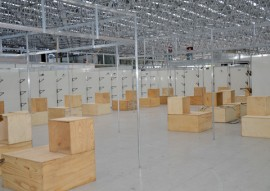 preparativos para o salao de artesanato foto vanivaldo ferreira 4 270x191 - Estrutura da 25ª edição do Salão do Artesanato da Paraíba começa a ser montada