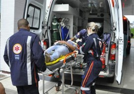 ses hosp de trauma registra 67 vitimas de atropelamento este ano foto ORTILO ANTONIO 3 270x191 -   Hospital de Trauma de João Pessoa atende mais de 60 vítimas de atropelamento neste ano