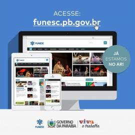 site funesc 270x270 - Fundação Espaço Cultural lança site para divulgar programação