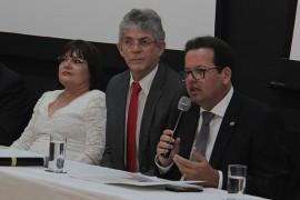 03.02.17 posse tce fotos alberi pontes 276 270x180 - Ricardo participa da solenidade de posse dos novos dirigentes do TCE