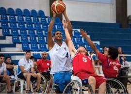 basqueteCadeiraRodas 270x194 - Paratleta da AAPD-PB conquista, pela Seleção Brasileira, vaga para o Mundial de Basquete em Cadeira de Rodas