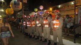 bmb virgens1 270x151 - Corpo de Bombeiros realiza mais de 130 atendimentos nas prévias carnavalescas de João Pessoa